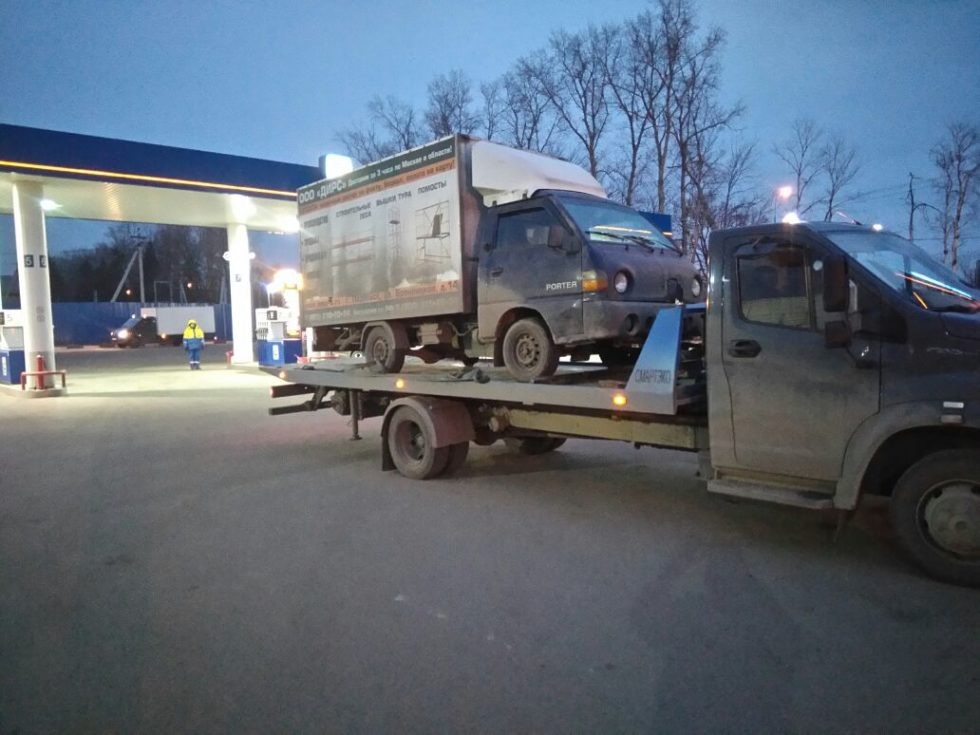 Советы на случай поломки грузовика на трассе